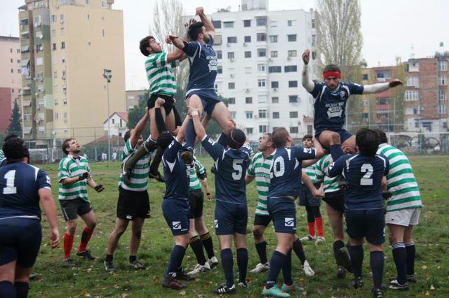 Jérémie Zeitoun, ce Français qui a amené le rugby au Kosovo
