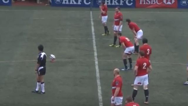 VIDEO. Insolite - Cup Nations : le Russe Andrei Otrokov se tape la honte avec un fail sur pénalité
