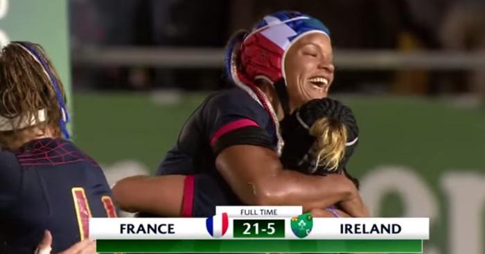 RÉSUMÉ VIDÉO. Coupe du monde féminine : la France terrasse l'Irlande et se qualifie pour les demi-finales