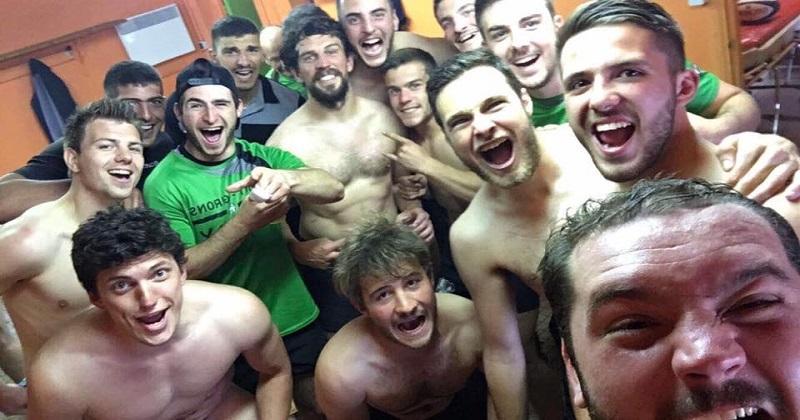 Rugby Amateur:Boulogne,Arcangues, Genève,Saint GironsetThuirsacrés!