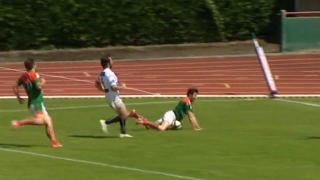 Fédérale 2. Suivez en direct la finale entre Saint-Jean-de-Luz et Villeurbanne