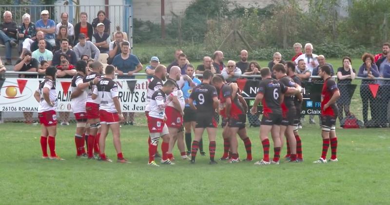 Saint Jean de Royans, invaincu en Fédérale 2 : ''on compare souvent notre club de rugby au village gaulois d'Astérix''