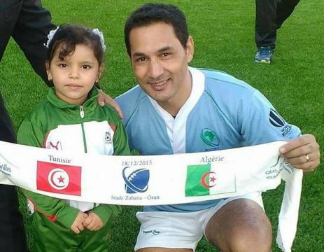 Salem Attalah  : arbitre de Top 14 et du Tri Nations du Maghreb