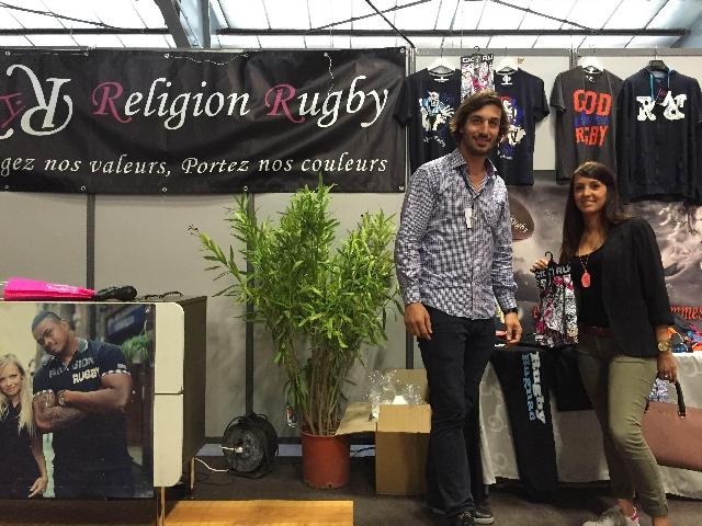Petit tour du salon du Rugby 20XV à Albi