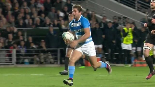 VIDEO. Rugby Championship. Face à l'Australie, Santiago Cordero doit confirmer