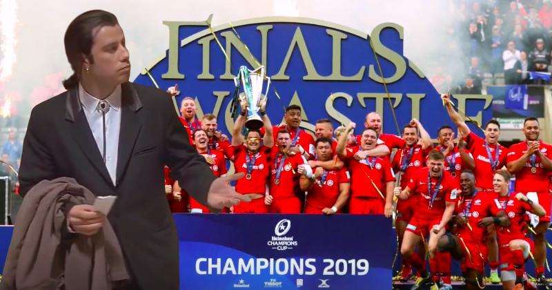 Titres, Champions Cup, joueurs, relégation : quel est l'avenir des Saracens ?