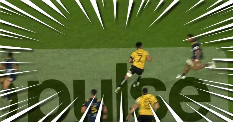 Super Rugby - ArdieSaveadanse dans la défense des Highlanders pour le doublé ![VIDÉO]