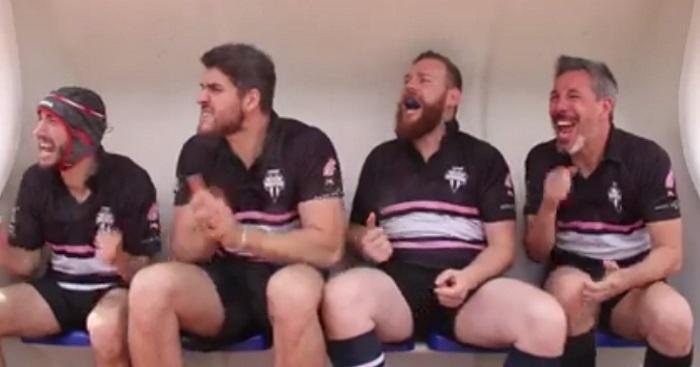 VIDEO. Quand t'es sur le banc et que... Un youtubeur parodie les codes du rugby