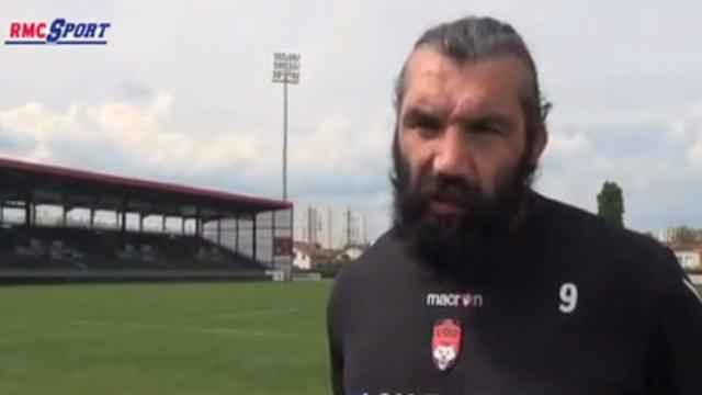 AUDIO. Top 14. Sébastien Chabal estime que l'attitude de Guy Novès est « ridicule »