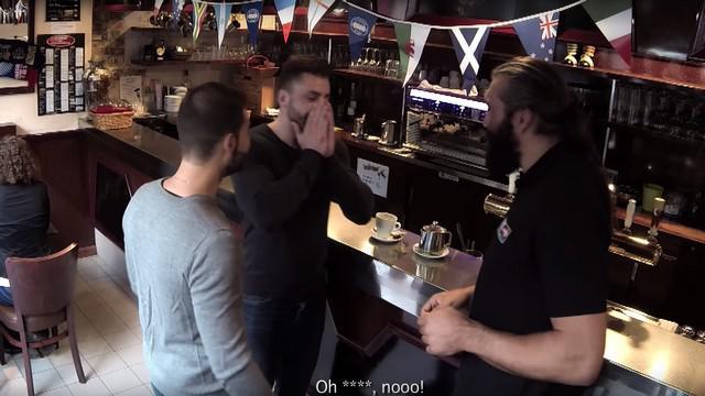 La Priceless Surprise de Sébastien Chabal envers deux fans avec MasterCard