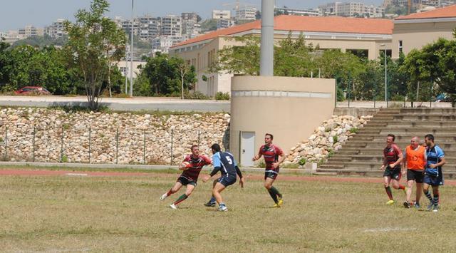 Sébastien Vauzelle, globetrotter du rugby à l'ONU