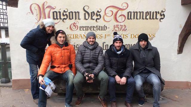 Amateur. Insolite. Leur match annulé, des joueurs de Graulhet montent quand même à Strasbourg pour un week-end mémorable