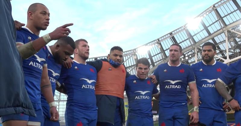 S'envoyer comme des chiens, se contenter de la victoire : les réactions des Bleus après Irlande - France !