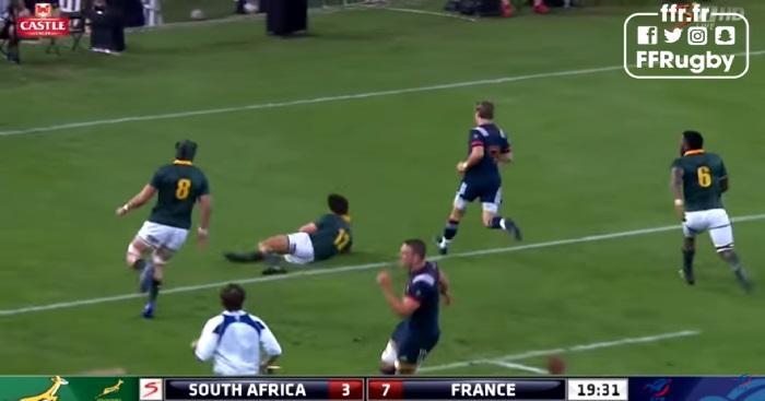 Test Match 3. Afrique du Sud vs France : Quels ont été les meilleurs joueurs ?