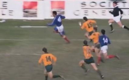 VIDEO. Top 5 des plus beaux essais personnels de l'histoire du rugby