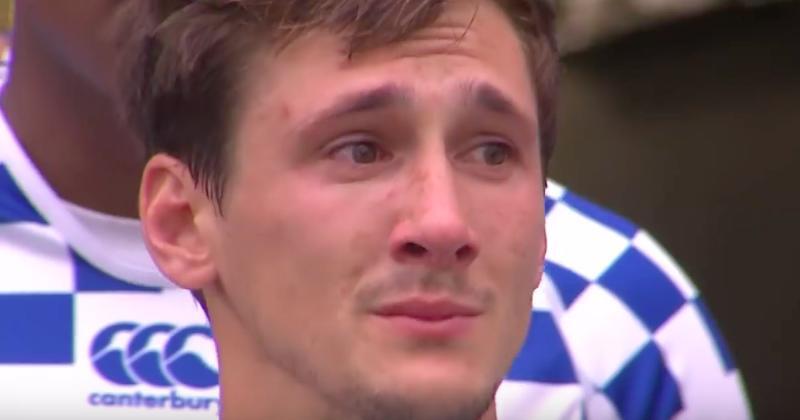 Top 14 - L'émotion de Baptiste Serin qui dit au revoir à Chaban-Delmas [VIDEO]