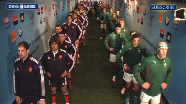 XV de France - Seulement 5 rescapés par rapport à France - Irlande 2014