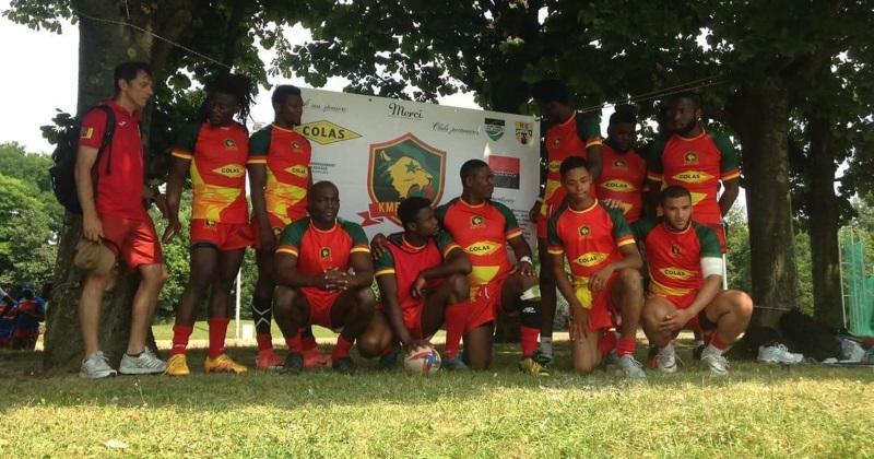 SEVENS : le rugby camerounais renaît avec les Kmer 7's