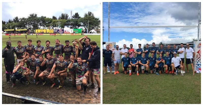 Avec les Seventise et lesSouthSevens, le rugby à 7françaisrésonne à travers le monde!