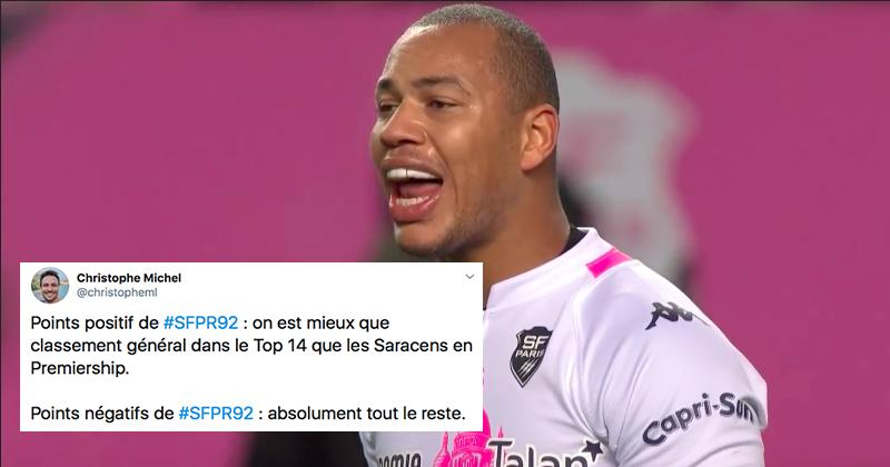 Comment le derby francilien a-t-il enflammé les réseaux sociaux ?