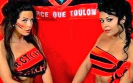 PHOTOS. Les Marseillais à Cancùn supportent le RCT... sans le maillot