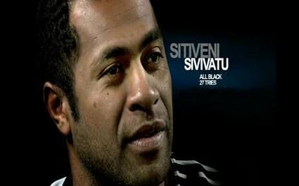 Le best of de Sitiveni Sivivatu