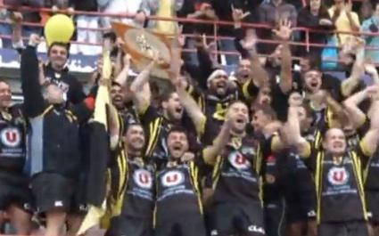 VIDEO. Chambéry champion de France de Fédérale 2 aux tirs aux but