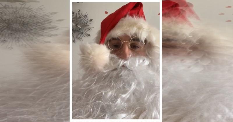 Sofiane Guitoune déguisé en Père Noël face au RCT ? Le défi est lancé !