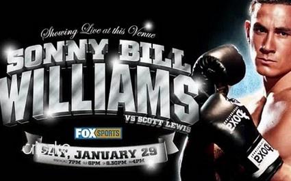 Sonny Bill Williams va se battre pour la ceinture poids lourds