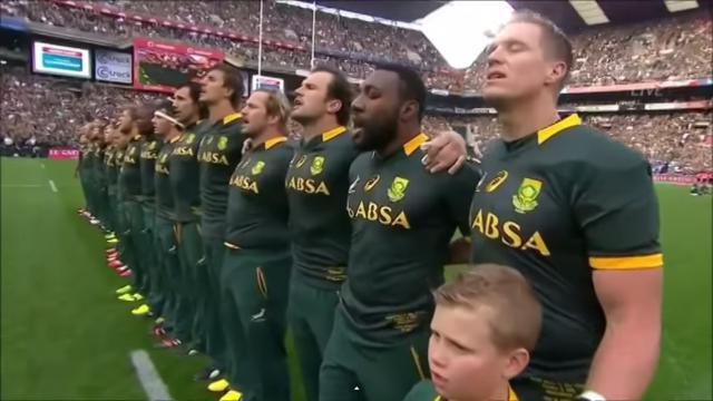 L'Afrique du Sud impose un quota de sept joueurs «non-blancs» dans sa sélection pour le Mondial 2015