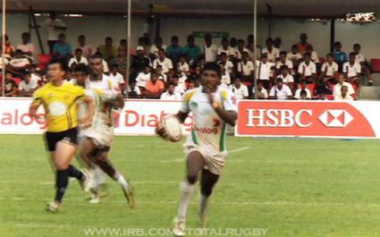 Le Sri Lanka fait le show à domicile