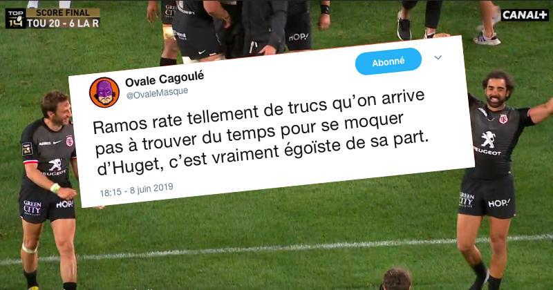 Top 14 - Les réseaux sociaux en feu pour le retour de Toulouse au Stade de France !