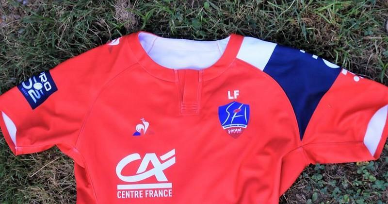 PHOTO. Pro D2- Stade Aurillacois. Un nouveau maillot en hommage à Louis Fajfrowski