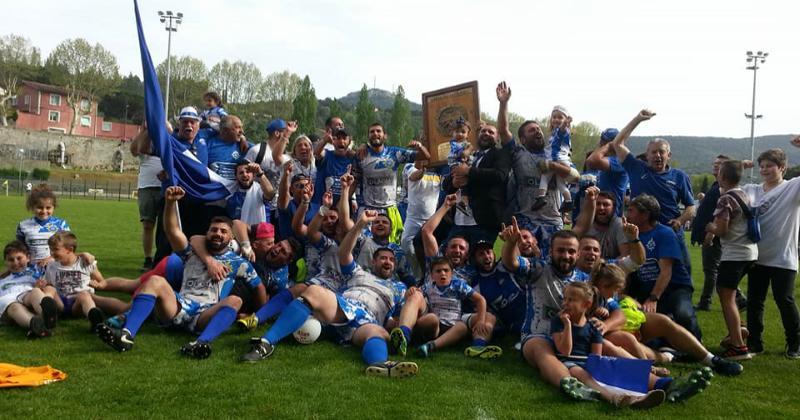 RUGBY AMATEUR - Insolite : le Stade Bessanais (2ème Série) vend son bouclier de champion... sur le Bon Coin !