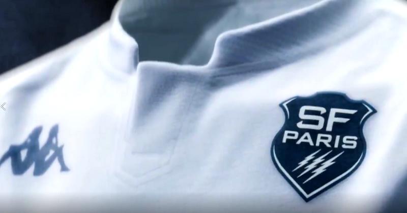 Le nouveau maillot ''Paris'' du Stade Français ne plaît pas à tout le monde