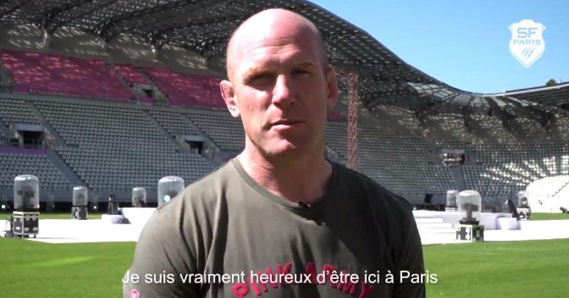 Stade Français Paris : Paul O'Connell déjà sur le départ ?