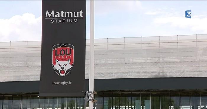 VIDEO. Top 14 - Stade rénové, recrutement ciblé, le LOU pose les bases d'un avenir prometteur