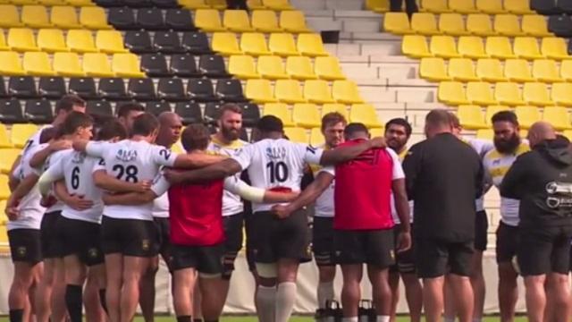 Champions Cup - Le Stade Rochelais ira à Llanelli avec de l'ambition