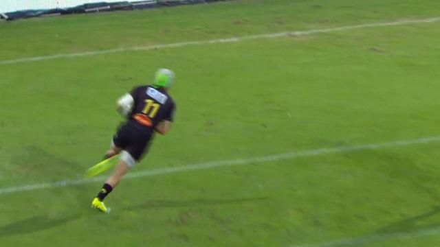 VIDEO. Top 14 : Gabriel Lacroix en forme face au LOU, le Stade Rochelais à la 1ère place du classement