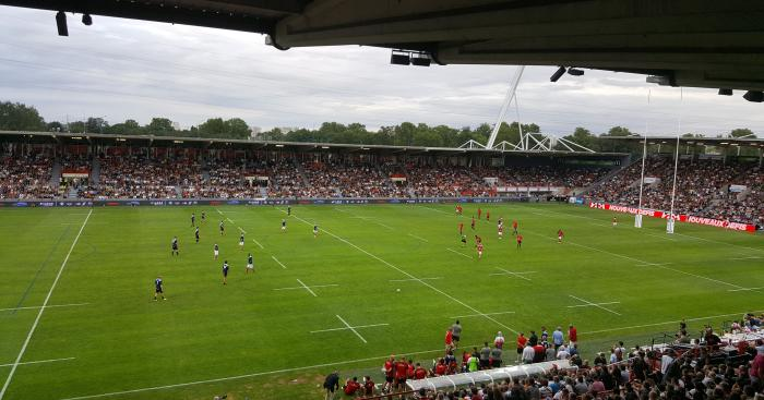 On a vu l'opposition France 98 vs Stade Toulousain