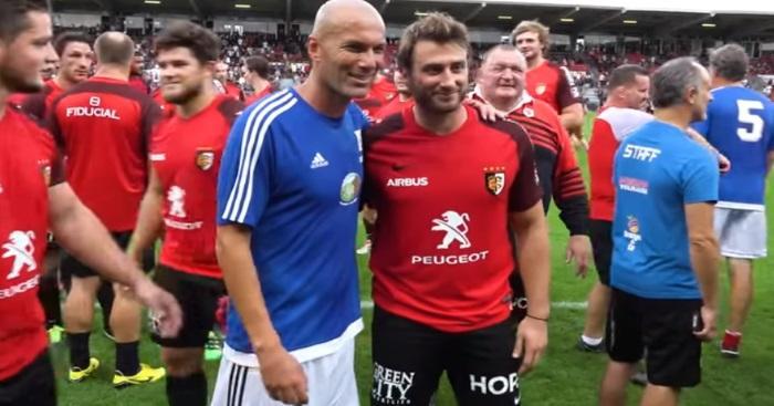 VIDEO. Découvrez les coulisses de la rencontre caritative entre le Stade Toulousain et France 98