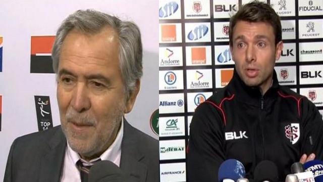 Stade Toulousain. René Bouscatel s'exprime sur le départ de Vincent Clerc et tacle « les clubs qui contournent le salary cap »