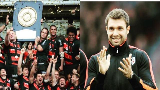 Stade Toulousain : Vincent Clerc confirme son départ et laisse un message aux supporters