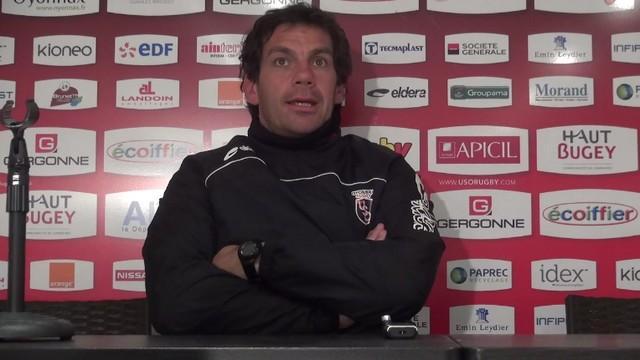 Point Transferts. Stéphane Glas va aussi quitter Oyonnax, l'UBB piste un joueur du Racing 92 et de Grenoble