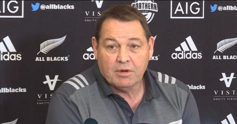 France - All Blacks : pour Steve Hansen, le Top 14 est responsable du déclin du rugby tricolore
