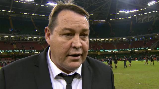 Steve Hansen inquiet pour l'avenir du rugby après avoir assisté à France - Pays de Galles