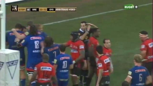 VIDEO. Top 14. Steyn suspendu, Olivier Missoup convoqué après sa tartine sur Fabien Alexandre