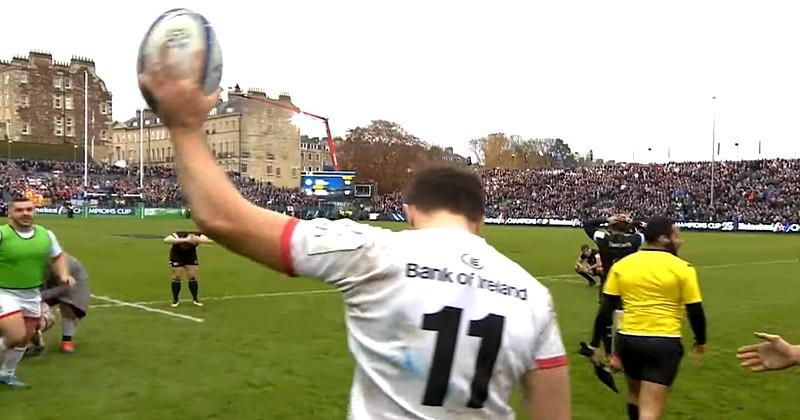 Champions Cup - Stockdale sauve l'Ulster avec un retour incroyable à la dernière seconde [VIDEO]