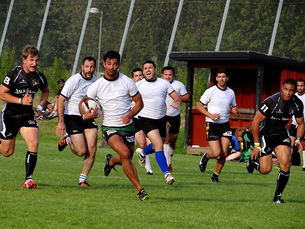 L'équipe du Rugbynistère en Tournoi à Stockholm : Compte Rendu