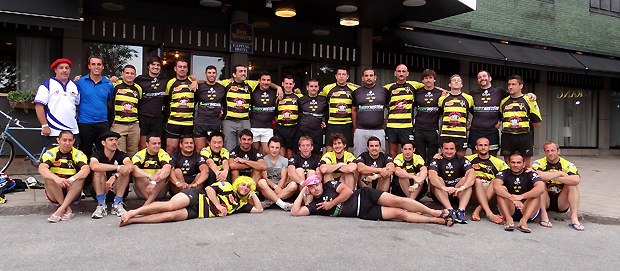 Stockholm Tens 2012 : Conclusion & Extra-Sportif
